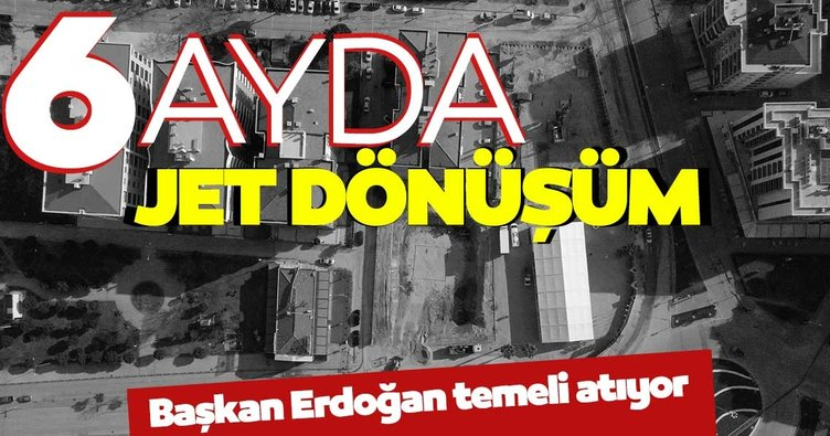 İzmir'de altı ayda jet dönüşüm