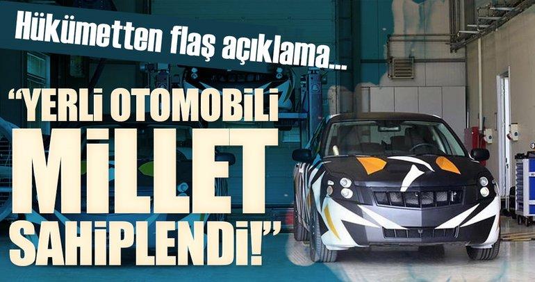 Bakan Özlü: Türkiye'nin otomobil projesini hafife alıyorlar