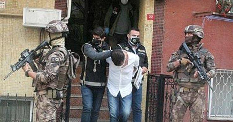 Nurişler çetesi işte böyle yakalandı! 19 şüpheli gözaltında...
