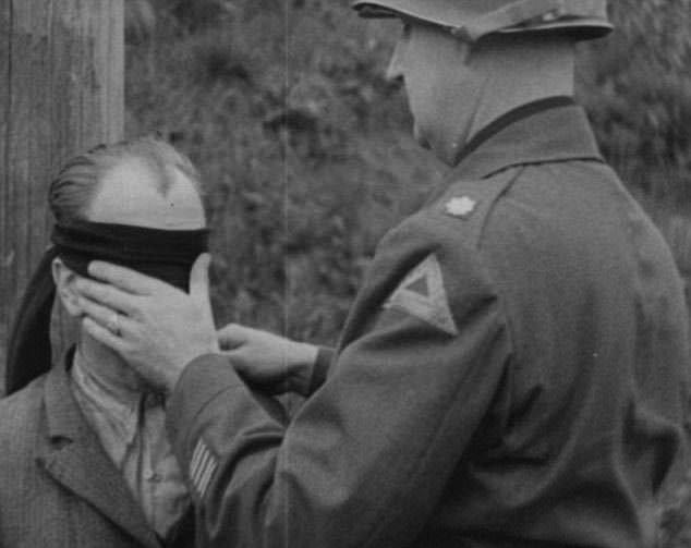 İlk kez yayınlanan infaz görüntüleri