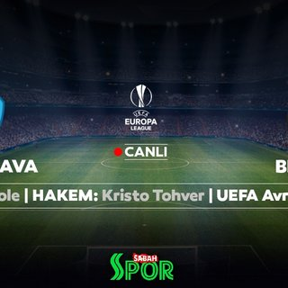 CANLI | Slovan Bratislava - Beşiktaş