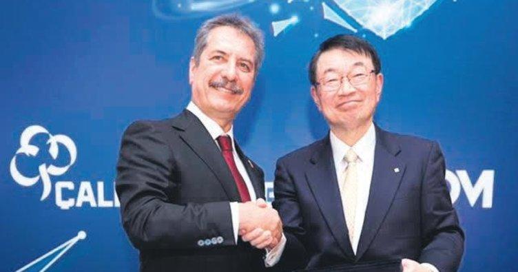 Japon devi, Aktif Bank ile Türkiye pazarında