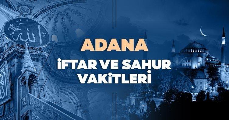 Adana İmsakiye - Bugün Adana'da iftar vakti saat kaçta? 13 Nisan 2021 iftar saatleri ve bugün iftar saati vakitleri