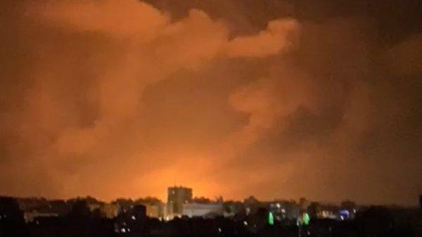 Son dakika: İşgalci İsrail ordusu çığrından çıktı! Karadan saldırmaya başladılar | Video