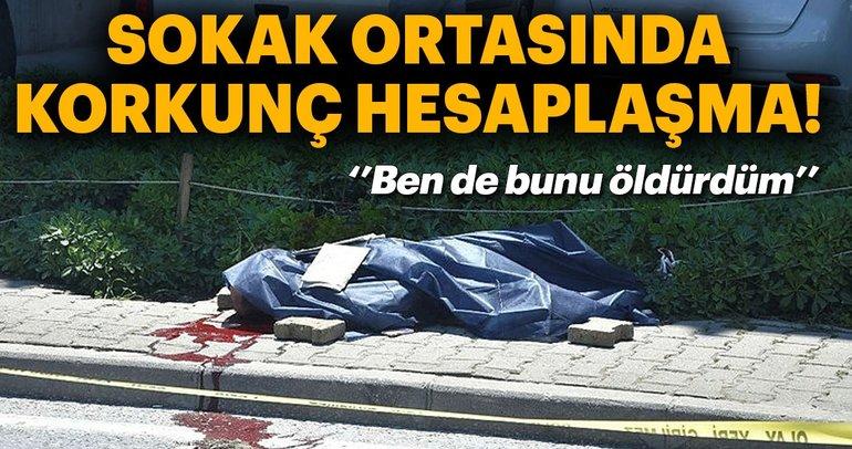İzmir'de kan davası hesaplaşması: 1 ölü