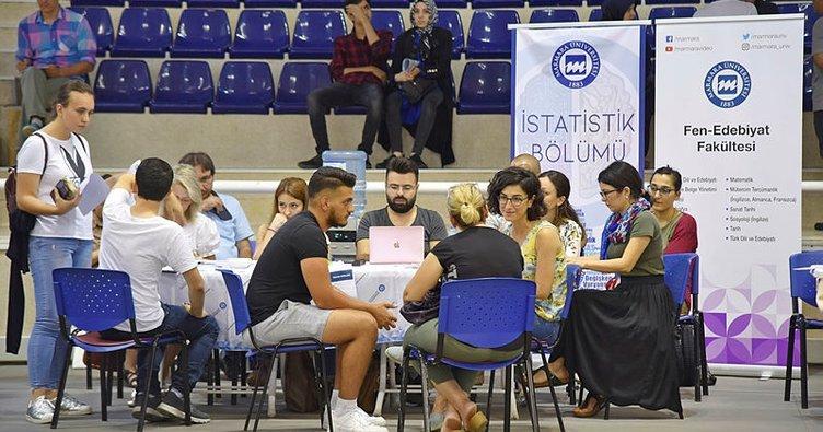 Marmara Üniversitesi tercih ve tanıtım günleri başladı