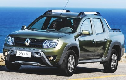 Dacia Duster Pick-Up geliyor!