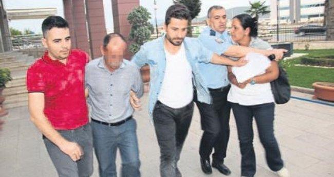 Tecavüz zanlısı tutuklandı