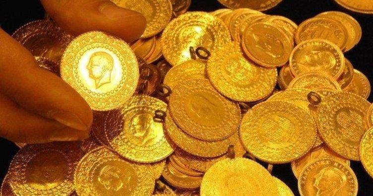 Altın fiyatı iki haftanın en düşük düzeyine geriledi! İşte güncel altın fiyatları