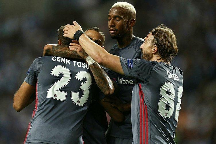 Avrupa, Beşiktaş'ı konuşuyor
