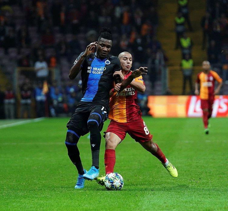 Levent Tüzemen Galatasaray - Brugge maçını değerlendirdi