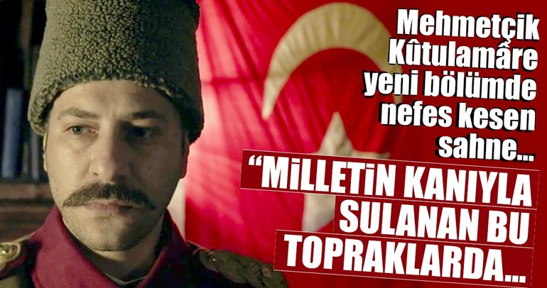 Mehmetçik Kûtulamâre'de nefes kesen çatışma...