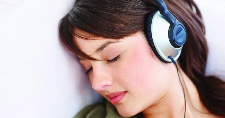 Klasik müzik bebeği sakinleştiriyor