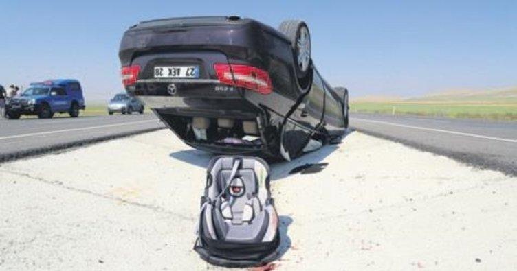Bayram kazaları yürek yakıyor: 29 ölü, 79 yaralı Karaman