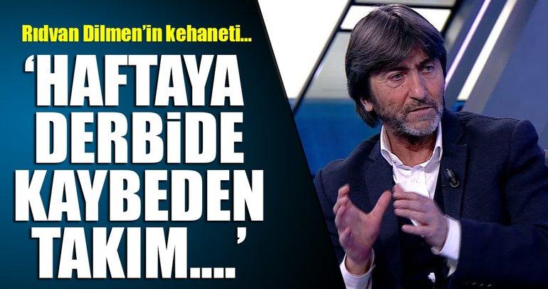 Rıdvan Dilmen, haftanın maçlarını yorumladı