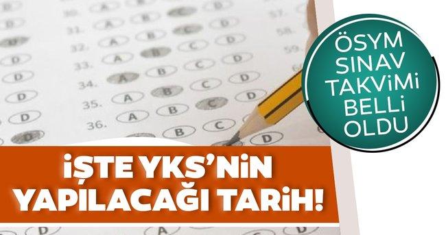 SON DAKİKA: ÖSYM sınav takvimi 2021 belli oldu! Bu yıl KPSS, YKS, ALES, DGS, YDS, MSÜ, YÖKDİL sınavı ne zaman yapılacak?