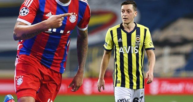 Fenerbahçe'ye dünyaca ünlü yıldız geliyor! Mesut Özil devreye girdi...
