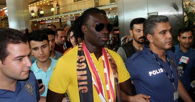 Galatasaray, Bafetimbi Gomis'in yerini dolduramadı