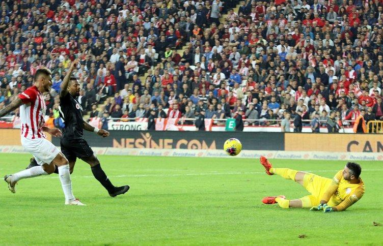 Bülent Timurlenk Antalyaspor - Beşiktaş maçını değerlendirdi