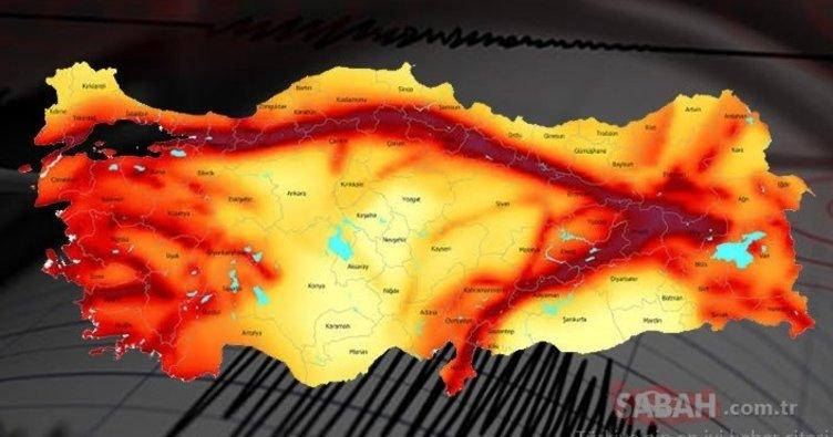 Deprem mi oldu, nerede, kaç şiddetinde? 23 Şubat AFAD - Kandilli Rasathanesi son depremler listesi verileri