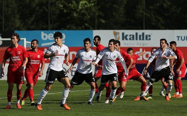 Beşiktaş'ta Quaresma krizi!