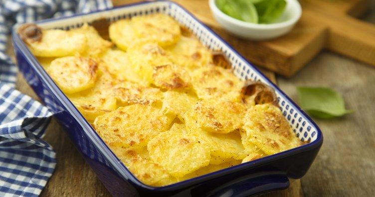 Fırında patates tarifi… Fırında patates nasıl yapılır?