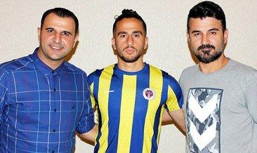 Menemenspor'da Muhammed Ali Doğan imzaladı