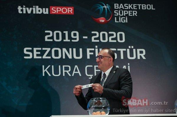 Basketbol Süper Ligi'nde 2019-2020 Sezonu Fikstürü Belli Oldu! İşte hafta hafta Basketbol Süper Ligi yeni sezon fikstürü...