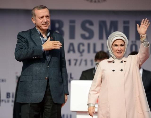 Türkiye'nin yeni First Lady'si Emine Erdoğan
