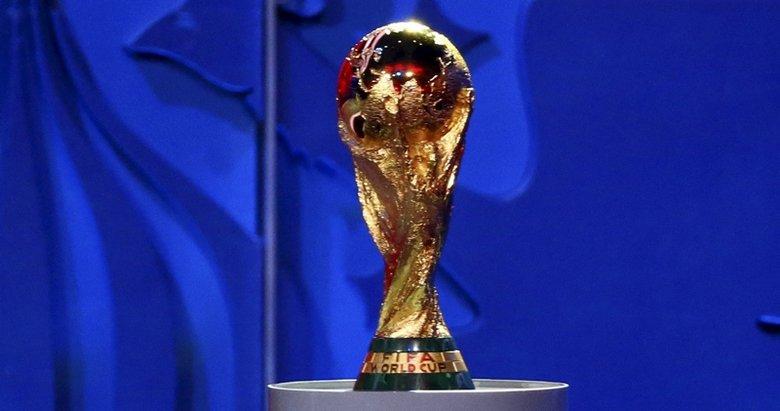 İşte 2018 FIFA Dünya Kupası fikstürü