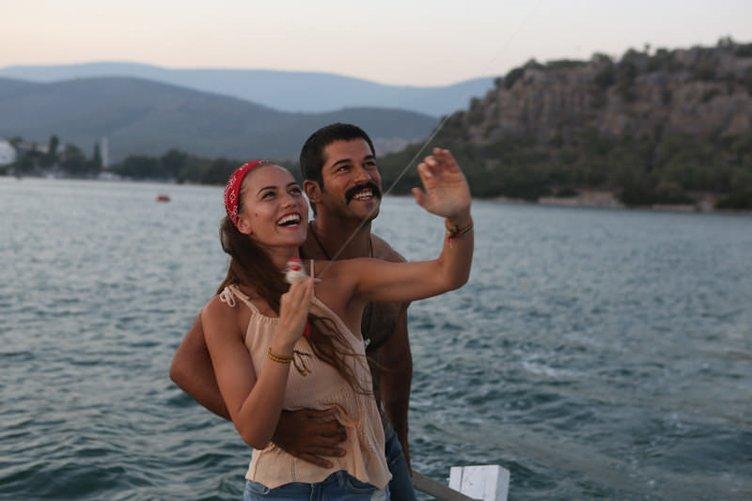 Aşk Sana Benzer filminden kareler