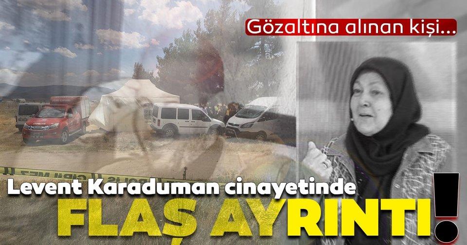 Müge Anlı programından son dakika: 7 yıldır aranan Levent Karaduman cinayetine ilişkin şok gözaltı! Kemik parçaları ile ayakkabı...