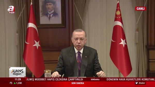 Başkan Erdoğan'dan Uluslararası Kadın ve Adalet Zirvesi'nde önemli açıklamalar | Video