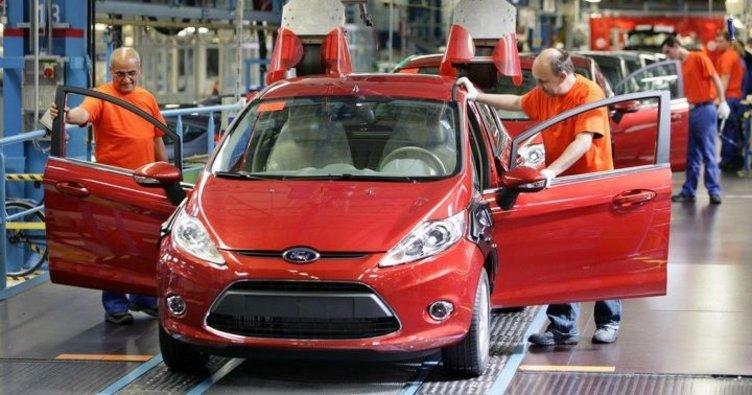 Avrupa otomotiv pazarı 2017'de arttı