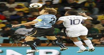 Uruguay:0 - Fransa:0