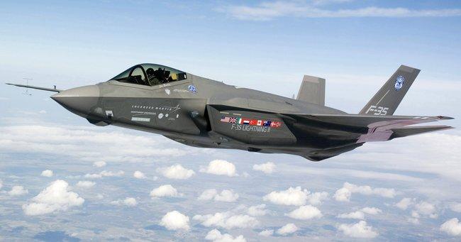 F-35 uçağı ile ilgili görsel sonucu