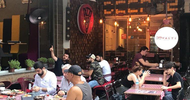 Beşiktaş'ta bir 'KAvaltı' hikayesi
