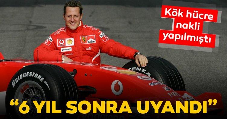 Fransız basını: Schumacher uyandı