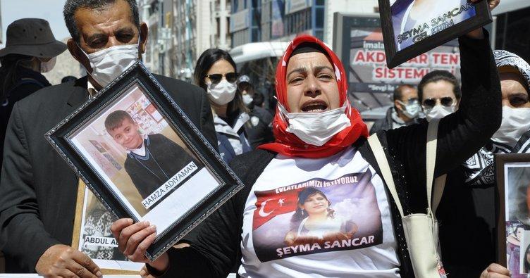 Son dakika: HDP'lilerden evlat nöbetindeki ailelere çirkin hareket! Bazı anneler fenalık geçirdi