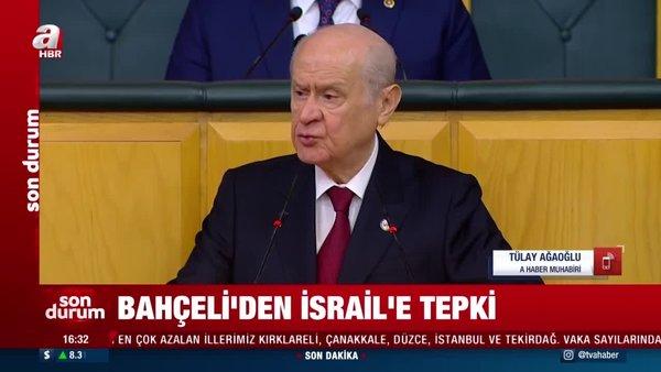 Son dakika: MHP Lideri Bahçeli'den Mescid-i Aksa ve erken seçim açıklaması   Video