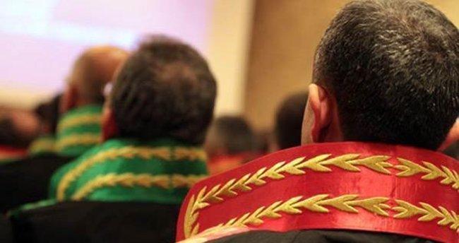 Bin 261 hakim ve savcı adayı mesleğe kabul edildi!
