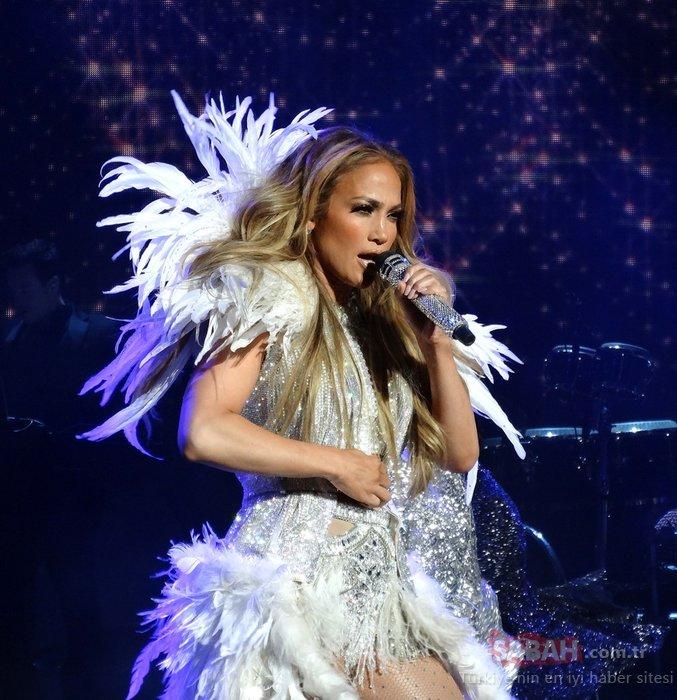7 yıl aradan sonra Türk hayranlarıyla buluşacak olan Jennifer Lopez'in kulis istekleri yok artık dedirtti