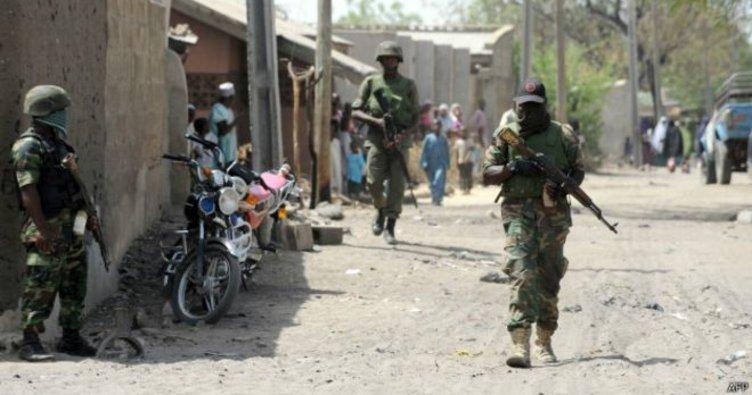 Nijerya'da Boko Haram saldırısı: 12 yaralı!