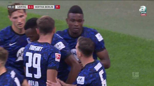 GOL | Leipzig 0-1 Hertha Berlin
