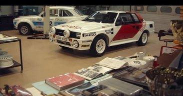 1984 model otomobili öyle bir yaptılar ki...