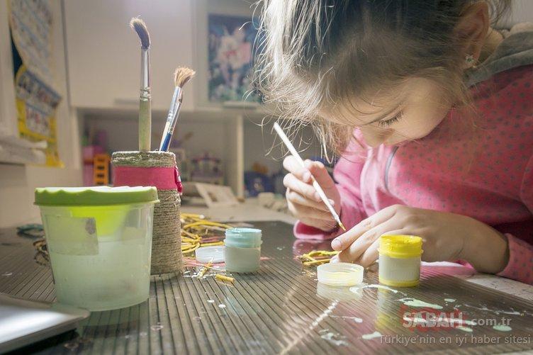 Resim yapmanın çocuk gelişimindeki inanılmaz etkisi