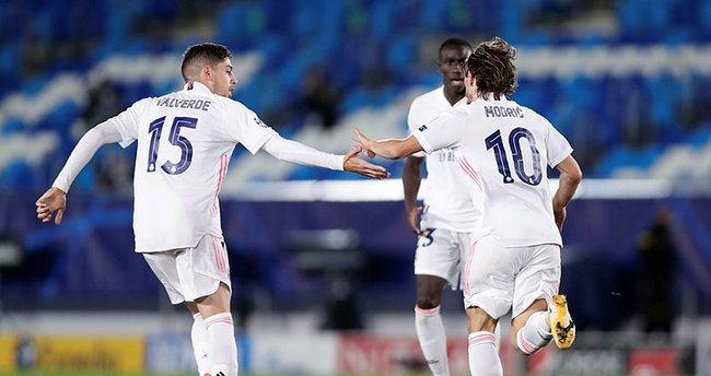 Real Madrid 2-3 Shakhtar | MAÇ SONUCU