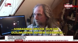 Büyük İstanbul Depremi için Hollandalı 'Deprem Kahini' Frank Hoogerbeets'tan uyarı: İstanbul'da deprem için o tarihlere dikkat!