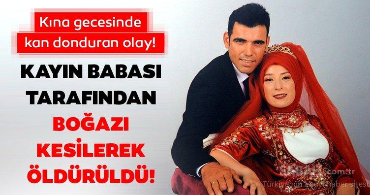 Gaziantep'ten kan donduran son dakika haberi geldi! En mutlu gününde boğazı kesilerek öldürüldü...