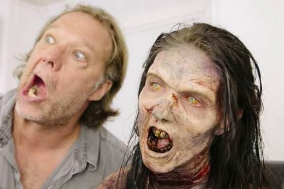 İnanılmaz zombi dönüşümleri